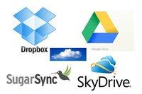 Comparativa: principales servicios de almacenamiento en la nube