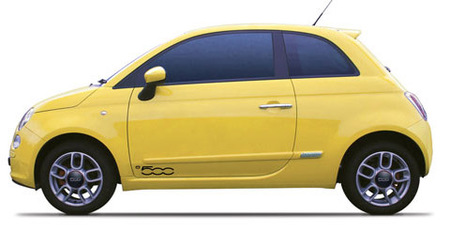 Nice Micro Vett Fiat 500