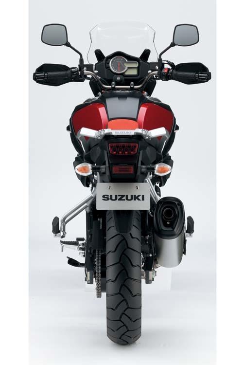 Foto de Suzuki V-Strom 1000 Concept 2013 (5/6)
