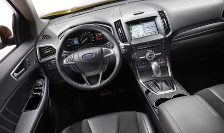 Ford Edge Sport Mexico 2016 6