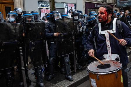 Morissard Aurelien Demonstration Against The Global Security Draft Law In