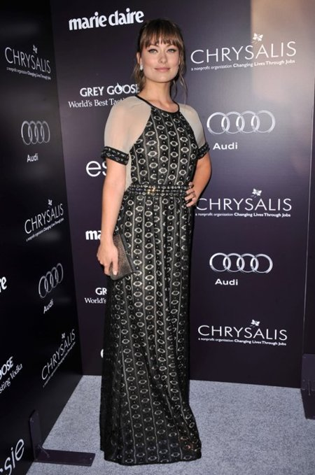 Olivia Wilde vestido