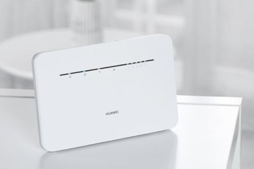 Conéctate a internet donde quiera que estés con el avanzado Huawei 4G Router 3 Pro por menos de 100 euros, ¡precio mínimo!