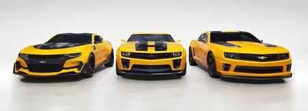 El Vocho desbancó al Camaro y por eso GM subastará sus Bumblebees