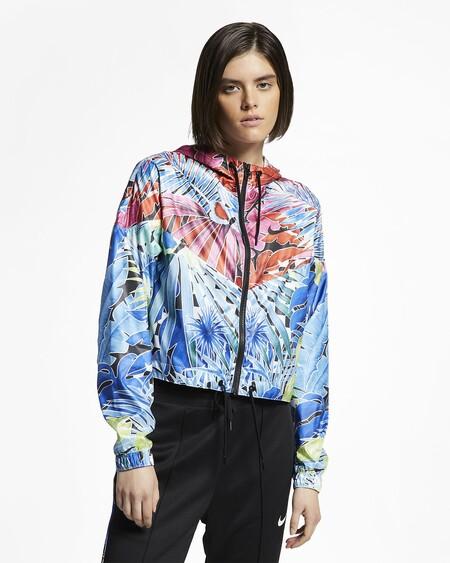 Sportswear Chaqueta De Tejido Woven Xqj8xm