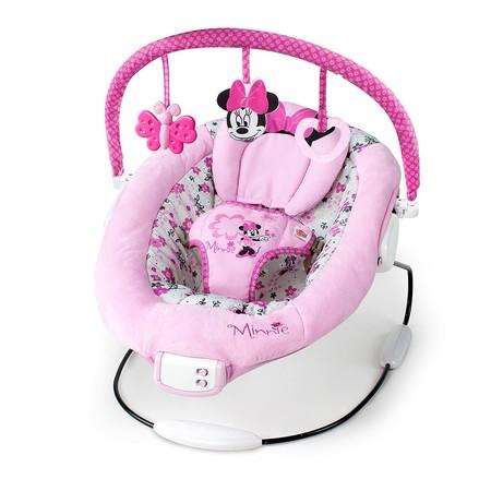 El balancín para bebés Disney Baby 60578 de Minnie Mouse cuesta sólo 50,69 euros en Amazon
