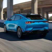 El Ford Mustang Mach-E podría ser un SUV eléctrico aún más potente de lo que esperábamos, según una filtración