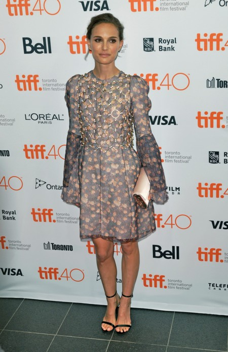 Natalie Portman Toronto