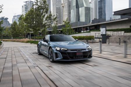El Audi RS e-tron GT ya tiene precio en México: un sedán eléctrico deportivo  con más de 600 hp