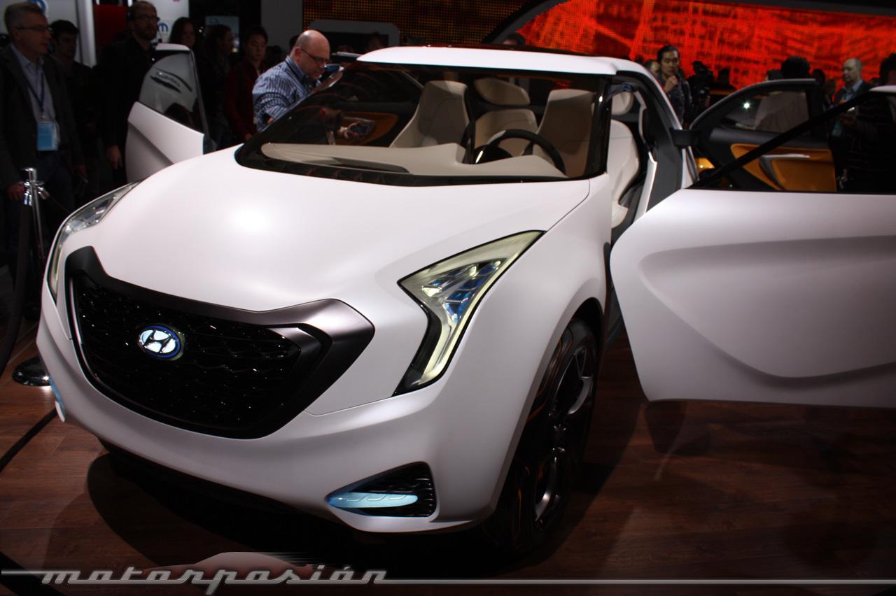 Foto de Hyundai CURB en el Salón de Detroit (17/29)