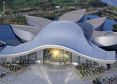 El museo de ciencia más grande del mundo en un único edificio