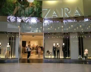 Zara, un buen partido