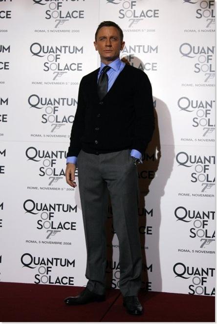 Foto de El estilo de Daniel Craig, todo un James Bond (12/14)
