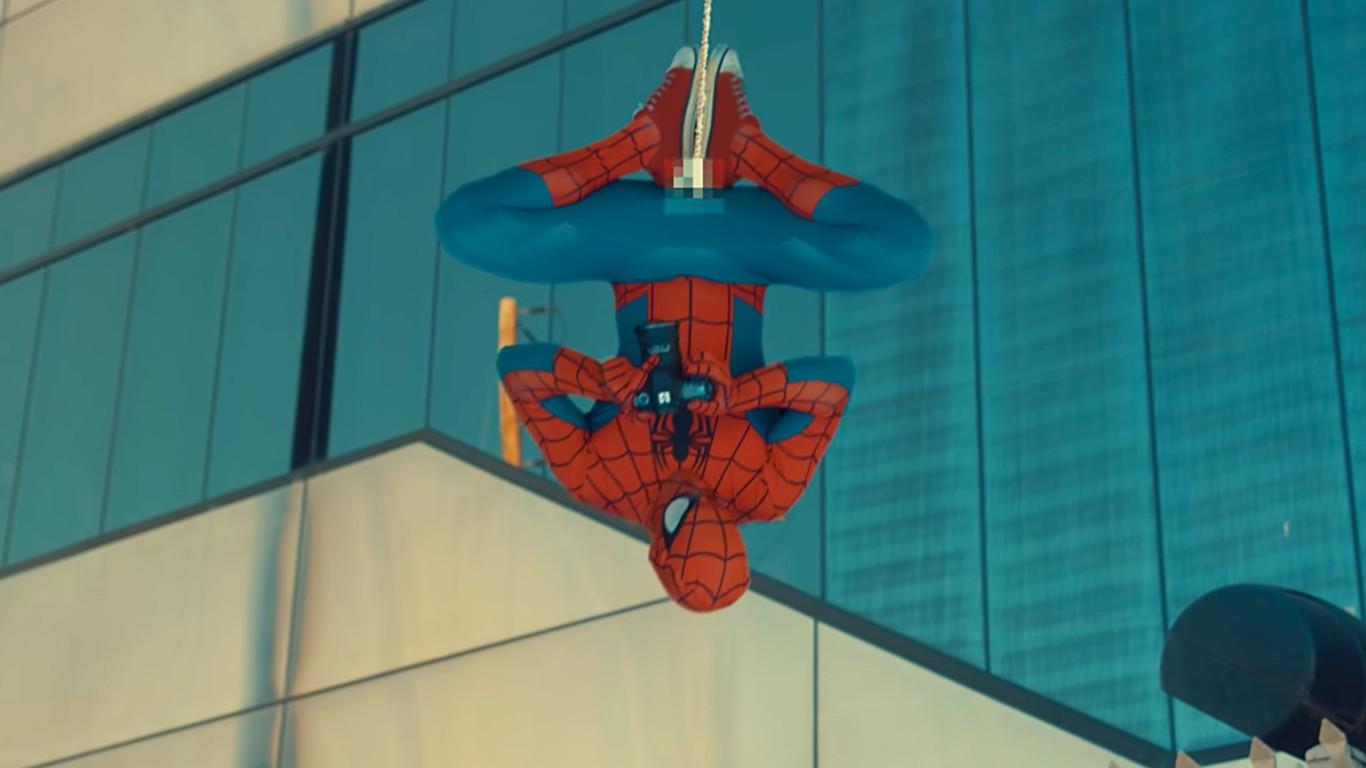 ¿Y si Spider-Man fuese anatómicamente correcto?