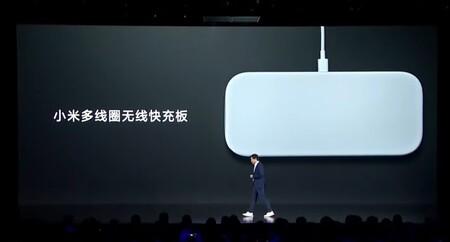 Xiaomi presenta su AirPower con 19 bobinas para cargar hasta tres dispositivos