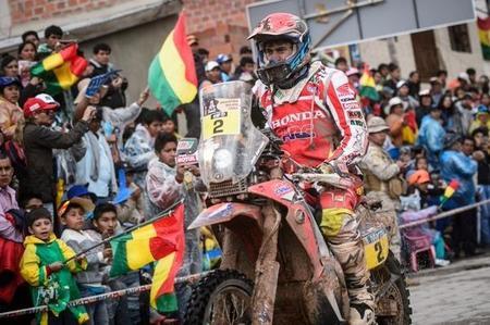 Barreda1 Etapa7 Dakar2015