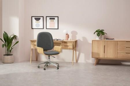 8 sillas de oficina (bonitas) para integrar con estilo tu rincón de teletrabajo en casa