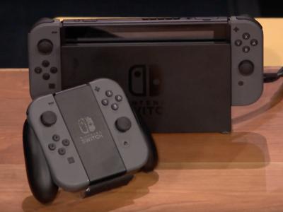 Nintendo Switch, por primera vez se muestra la nueva consola de Nintendo en pleno funcionamiento