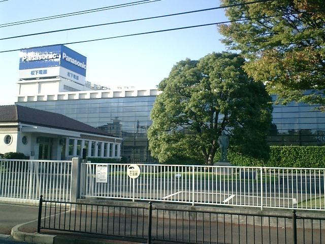 Panasonic fábrica