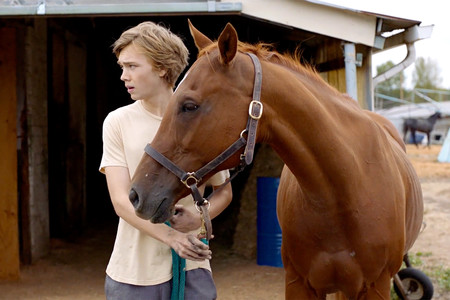 Escena Lean On Pete