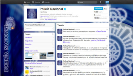 #TweetPatrulla, la Policía Nacional se apunta a calentar Twitter