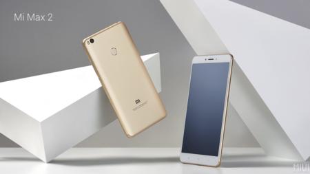 Mi Max 2, el gran phablet de Xiaomi crece su batería hasta los 5,300 mAh que prometen dos días de uso