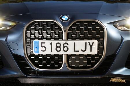 BMW Serie 4 Coupe riñones