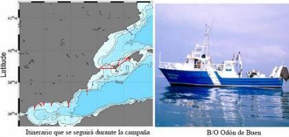 Buscando evidencias del cambio climático en el mar Mediterráneo