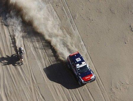 Operación Dakar. El primer reality para apasionados a la competición