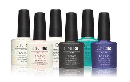CND lanza nuevos colores para la manicura Shellac: por fin un turquesa