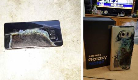 Parece que la crisis de Samsung con el Note7 se calma