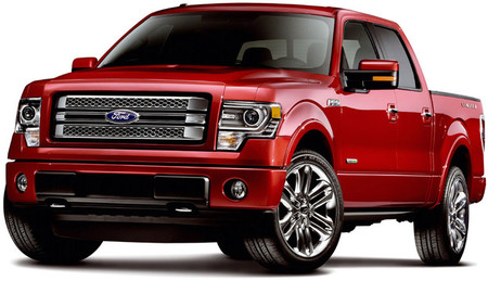 2013 Ford F-150 Limited, aún más lujo