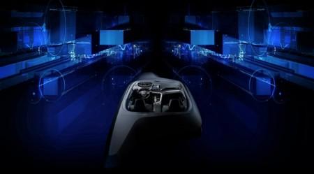 Peugeot i-Cockpit, así serán por dentro los leones del futuro