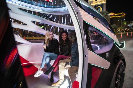 Mercedes Vans Urbanetic 5