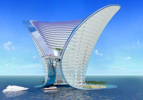 Foto de Hotel Apeiron, nuevo proyecto de lujo en Dubai (2/3)