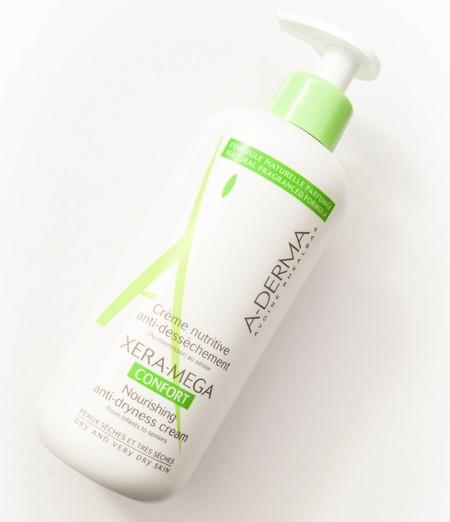 Probamos la crema nutritiva de A-Derma Xera-Mega, un poderoso aliado para las pieles secas
