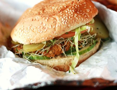 El  origen de las hamburguesas