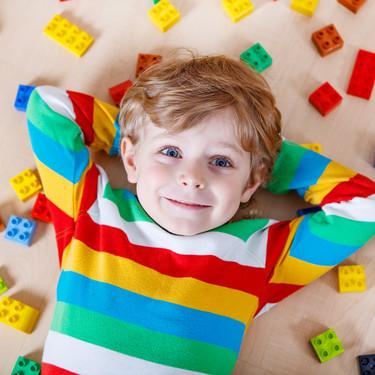 Juguetes recomendados para cada edad: niños de dos a tres años