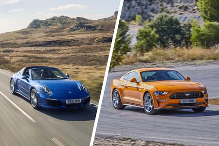 Mustang Y 911