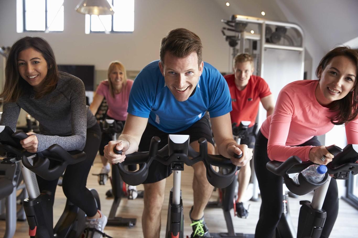 Tabla de ejercicios para adelgazar con bicicleta estatica