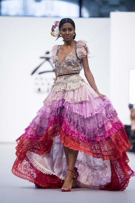 Adlib Moda Ibiza Bridal Week Madrid Viriginia Vald 1