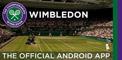 Sigue el campeonato de Wimbledon 2012 desde la aplicación oficial para Android
