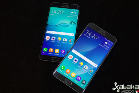 Samsung y sus cuatro terminales de gama alta para este 2015