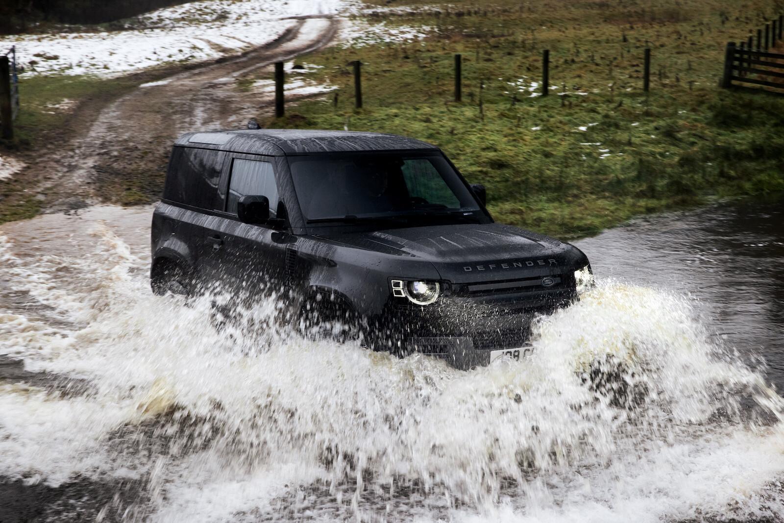 Foto de Land Rover Defender V8 (4/30)