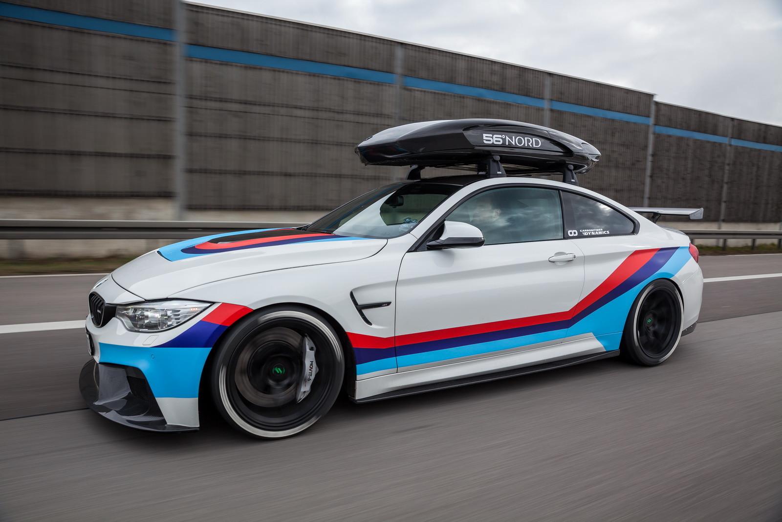 Foto de BMW M4R (28/29)