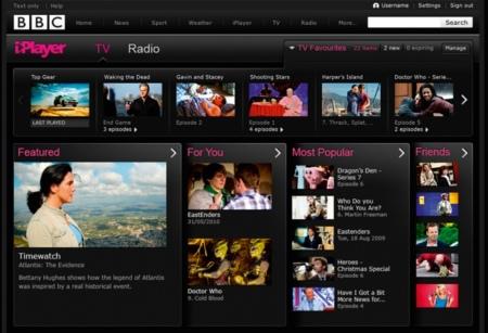 La BBC tendrá su sistema de descarga de contenido