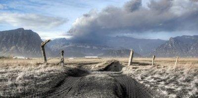 El volcán innombrable de Islandia, espectacular Time Lapse