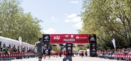 Entrena con Vitónica para tu primera media maratón: semana 9
