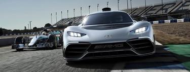 Cuándo la F1 y el resto de la competición han influido en los coches de calle y cuándo es un mero juego de marketing