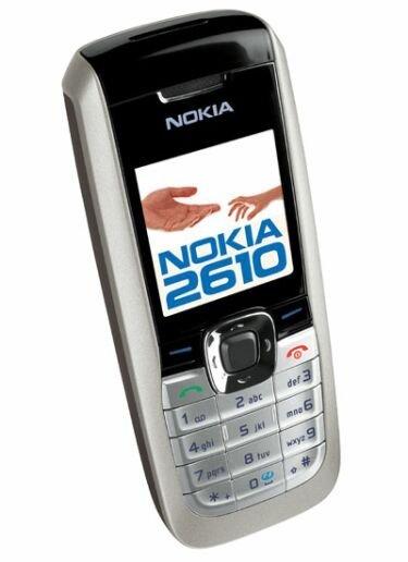 Nokia 2610, 2310 y 1112: la nueva gama del fabricante finlandés